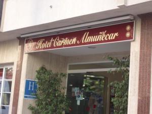 Hotel Carmen Almuñécar, Hotels  Almuñécar - big - 22