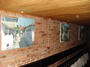 Guest House Bujtina Leon, Affittacamere  Korçë - big - 16