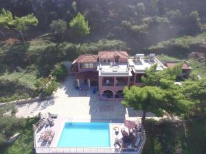 Villa Eora, Apartmanok  Kerí - big - 69