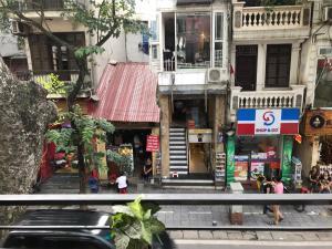 Hanoi Light Hostel, Hostely  Hanoj - big - 41