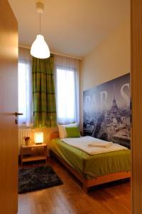 Central Passage Budapest Apartments, Appartamenti  Budapest - big - 10