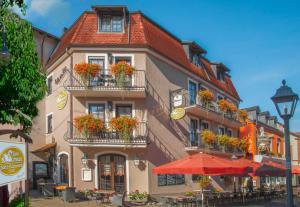 Hotel Restaurant Zum Schwan, Szállodák  Mettlach - big - 35
