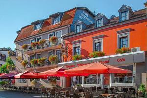 Hotel Restaurant Zum Schwan, Szállodák  Mettlach - big - 60