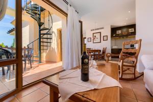 Apartamentos Villafaro Conil, Apartmanok  Conil de la Frontera - big - 5