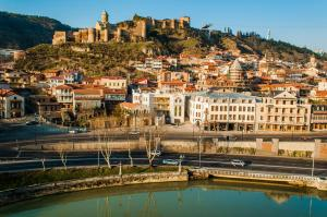 Hotel Zaira, Hotels  Tbilisi City - big - 34