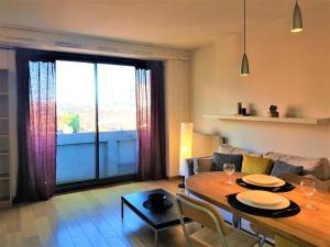 Art Deal Bayard, Ferienwohnungen  Toulouse - big - 5