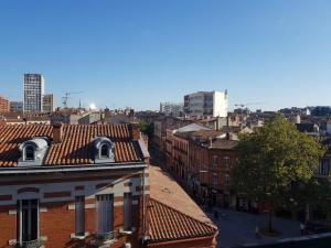 Art Deal Bayard, Ferienwohnungen  Toulouse - big - 8