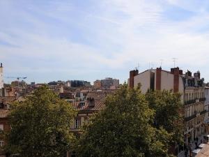 Art Deal Bayard, Ferienwohnungen  Toulouse - big - 13