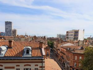 Art Deal Bayard, Ferienwohnungen  Toulouse - big - 16