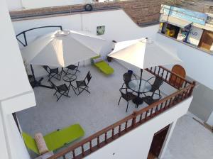 Punta Huanchaco Hostel, Ostelli  Huanchaco - big - 57