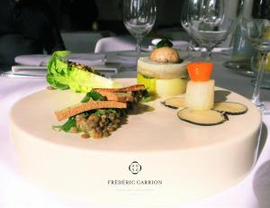 Frédéric Carrion Cuisine Hôtel, Hotel  Viré - big - 40