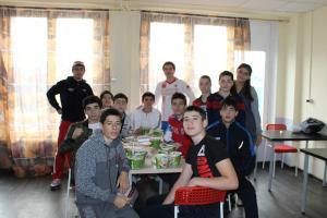 Hostels Rus - Lyubertsy, Hostels  Lyubertsy - big - 7
