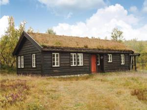 Four-Bedroom Holiday Home in Skabu, Holiday homes  Skåbu - big - 13