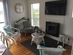 Kiwi House Waiheke, Bed & Breakfast  Oneroa - big - 25