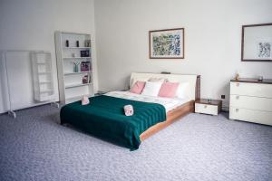Pink Flamingo Room, Проживание в семье  Острава - big - 7
