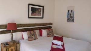 Двухместный номер с 2 отдельными кроватями или кроватью размера «king-size»