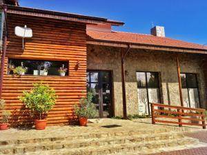 Casa Cu Nuc, Penzióny  Brebeni - big - 33