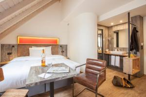 Boutiquehotel ThessoniClassicZürich, Hotely  Regensdorf - big - 9