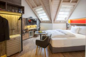 Boutiquehotel ThessoniClassicZürich, Hotely  Regensdorf - big - 23