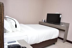 Divine Centre Ltd., Hotel  Manmathapur - big - 11