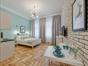 Apartament Aurora, Appartamenti  Cracovia - big - 58