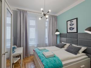 Apartament Aurora, Appartamenti  Cracovia - big - 64