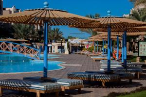 Private Apartments in Nubia Aqua Beach Resort, Apartments  Hurghada - big - 32