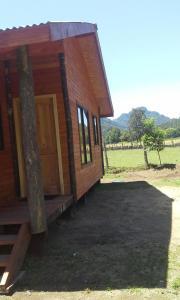 Huilo Huilo Cabañas piedra Alta, Case vacanze  Panguipulli - big - 2