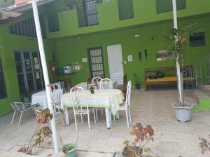 Recanto Casa do Hic, Hotel  Ubatuba - big - 15