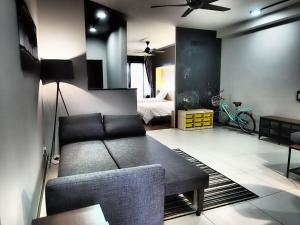 Lusso Suite Island Plaza, Apartmány  Tanjung Bungah - big - 3