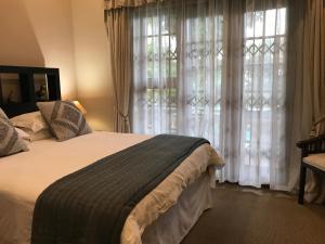 Chambre Lit Queen-Size avec Terrasse Privée