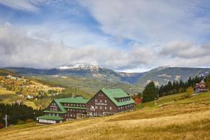 Horský hotel Žižkova bouda, Hotely  Pec pod Sněžkou - big - 24