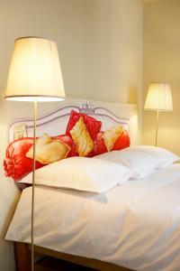 B&B Vaudeville, Bed and Breakfasts  Brusel - big - 16