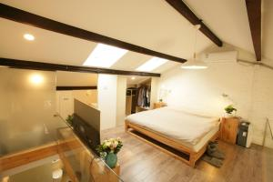 FX78 French Concession Loft & Terrace, Apartmanok  Sanghaj - big - 2