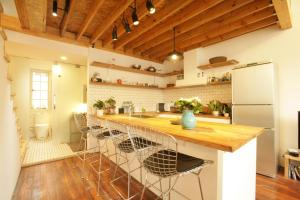 FX78 French Concession Loft & Terrace, Apartmanok  Sanghaj - big - 1
