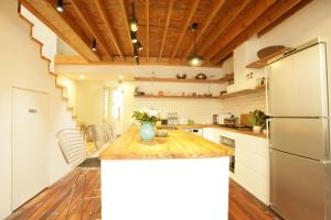 FX78 French Concession Loft & Terrace, Apartmanok  Sanghaj - big - 4