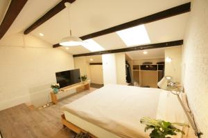 FX78 French Concession Loft & Terrace, Apartmanok  Sanghaj - big - 10