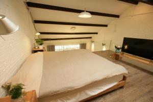 FX78 French Concession Loft & Terrace, Apartmanok  Sanghaj - big - 13