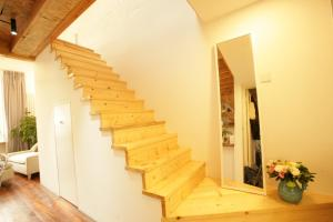 FX78 French Concession Loft & Terrace, Apartmanok  Sanghaj - big - 15