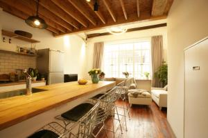FX78 French Concession Loft & Terrace, Apartmanok  Sanghaj - big - 16