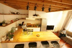 FX78 French Concession Loft & Terrace, Apartmanok  Sanghaj - big - 20
