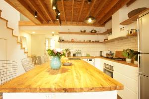 FX78 French Concession Loft & Terrace, Apartmanok  Sanghaj - big - 21