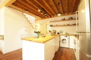 FX78 French Concession Loft & Terrace, Apartmanok  Sanghaj - big - 23