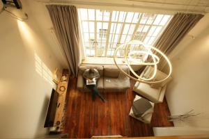 FX78 French Concession Loft & Terrace, Apartmanok  Sanghaj - big - 24