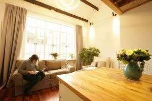 FX78 French Concession Loft & Terrace, Apartmanok  Sanghaj - big - 26