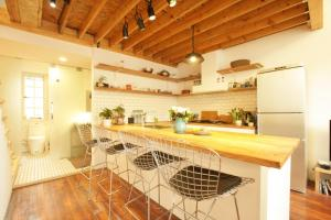 FX78 French Concession Loft & Terrace, Apartmanok  Sanghaj - big - 27