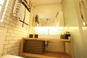FX78 French Concession Loft & Terrace, Apartmanok  Sanghaj - big - 28