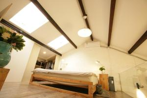 FX78 French Concession Loft & Terrace, Apartmanok  Sanghaj - big - 30