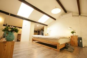 FX78 French Concession Loft & Terrace, Apartmanok  Sanghaj - big - 31