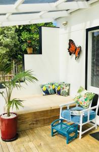 Quintessential kiwi bach, Prázdninové domy  Oneroa - big - 12